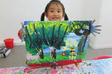 番茄田艺术学校探索挖深玩习图片