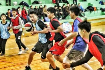 赤菟體育小飛人籃球俱樂部匠弈小飛人青少年籃球暑期上海走訓營圖片