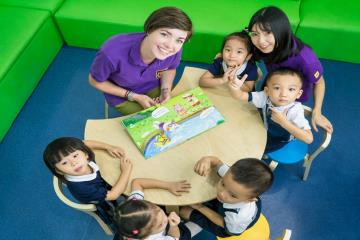 SK少兒英語培訓學校SK幼兒園英語培訓課程圖片圖片