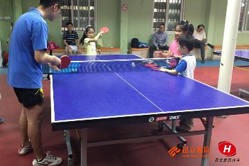 昂立慧动体育昂立U12乒乓球常规班图片图片