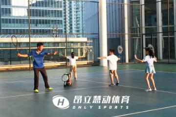 昂立慧动体育昂立U12网球常规班图片图片