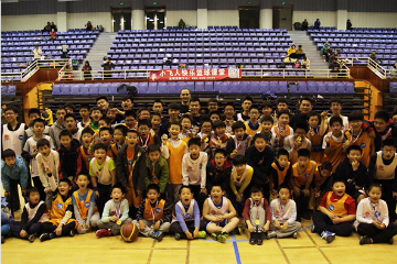 上海青少年籃球培訓俱樂部籃球冬令營圖片