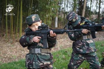 中國121軍事夏令營2021中國121軍事冬令營5天精品營圖片