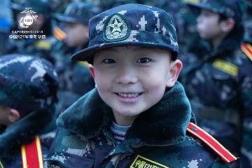 中國121軍事夏令營2021中國121軍事冬令營7天先鋒少年軍官成長營圖片