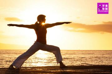 广州罗曼瑜伽教练培训学校广州初级瑜伽教练培训凯发k8App图片图片