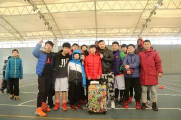 """上海YBDL青少年籃球發展聯盟""""七天拯救元氣""""封閉計劃體適能綜合營圖片"""