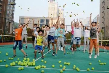 天津聚龍體育聚龍網球培訓-精品小班課程圖片圖片