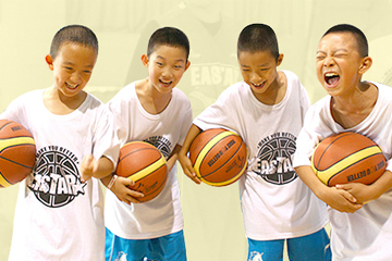 天津東方啟明星籃球培訓學校天津東方啟明星4-9歲少兒籃球訓練課程圖片
