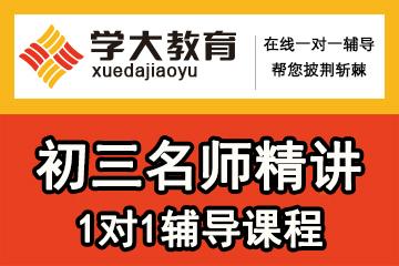 上海学大教育上海学大教育初三名师精讲1对1辅导课程 图片