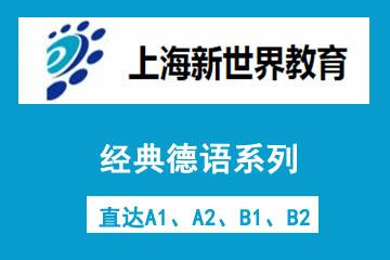 上海新世界教育上海新世界经典德语系列培训凯发k8App图片图片