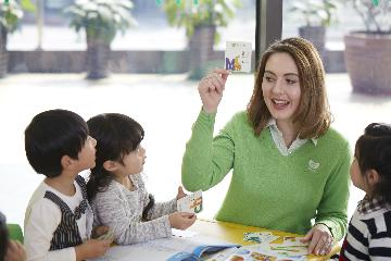 上海開心豆少兒英語上海開心豆3-6歲外教美語培訓課程圖片圖片