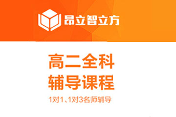 上海智立方教育 上海昂立智立方高二学科同步辅导凯发k8App图片