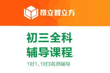 上海智立方教育上海昂立智立方初三学科同步辅导凯发k8App图片