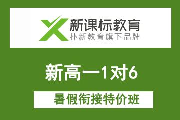 上海新課標教育中心首頁新高一1對6暑假銜接特價班圖片