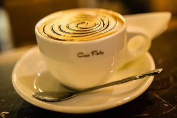 英佳爾西餐餐飲培訓學校初級咖啡師培訓課程圖片