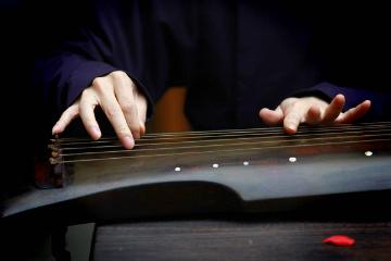先藝藝術教育北京古琴演奏培訓課程圖片圖片