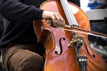 先藝藝術教育北京大提琴演奏培訓課程圖片圖片