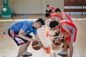杭州宏優體育杭州2020青少兒藍球夏令營圖片圖片