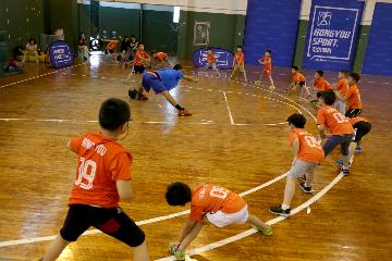 蘇州宏優體育培訓中心蘇州宏優體育籃球培訓課程圖片圖片