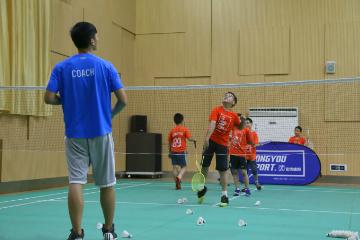 蘇州宏優體育培訓中心蘇州宏優體育羽毛球培訓課程圖片圖片