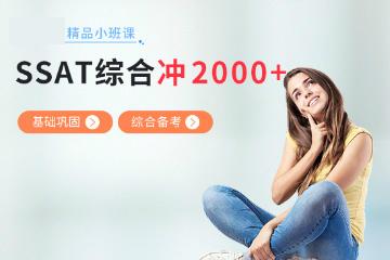 三立在线三立SSAT冲2000+综合小班网络课图片