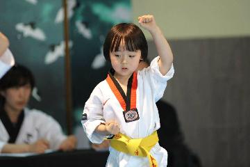 昂詣少兒運動培訓中心昂詣跆拳道-趣味體驗課圖片