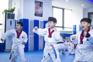 昂詣少兒運動培訓中心昂詣跆拳道-專業評估課圖片