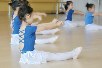 昂诣少儿运动培训中心昂诣舞蹈-体验课图片