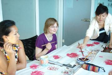 儒森教育對外漢語教師資格培訓課程圖片