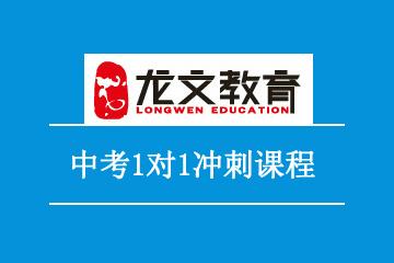 上海龙文教育上海龙文中考1对1冲刺课程图片