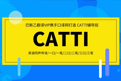 上海巴斯乙翻译VIPCATTI培训班(英语)图片