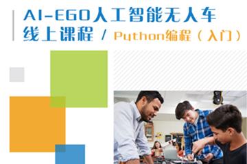 GES國際教育AI-EGO人工智能無人車線上課—python編程入門課程圖片