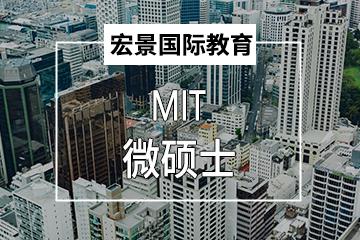 上海宏景国际教育麻省理工商学院MIT微硕士在线学位认证图片
