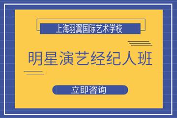 上海羽翼國際明星演藝經紀人班圖片