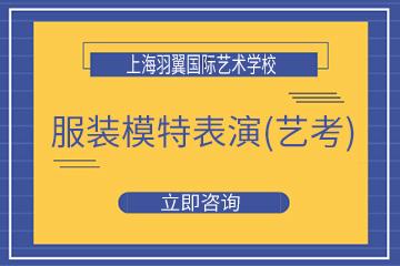 上海羽翼國際服裝模特表演(藝考)全能班圖片