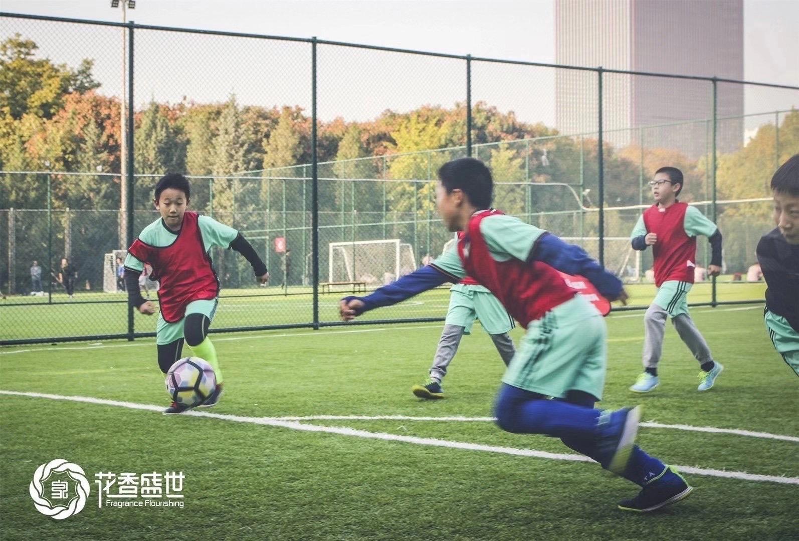 北京花香盛世体育北京花香盛世体育青少儿足球培训凯发k8App图片