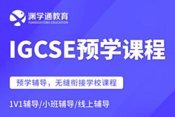 渊学通国际教育国际高中IGCSE预学凯发k8App图片