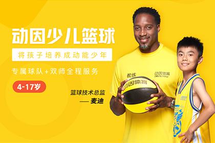 北京動因體育北京動因體育少兒籃球培訓課程圖片